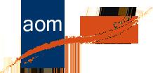 Logo AOM